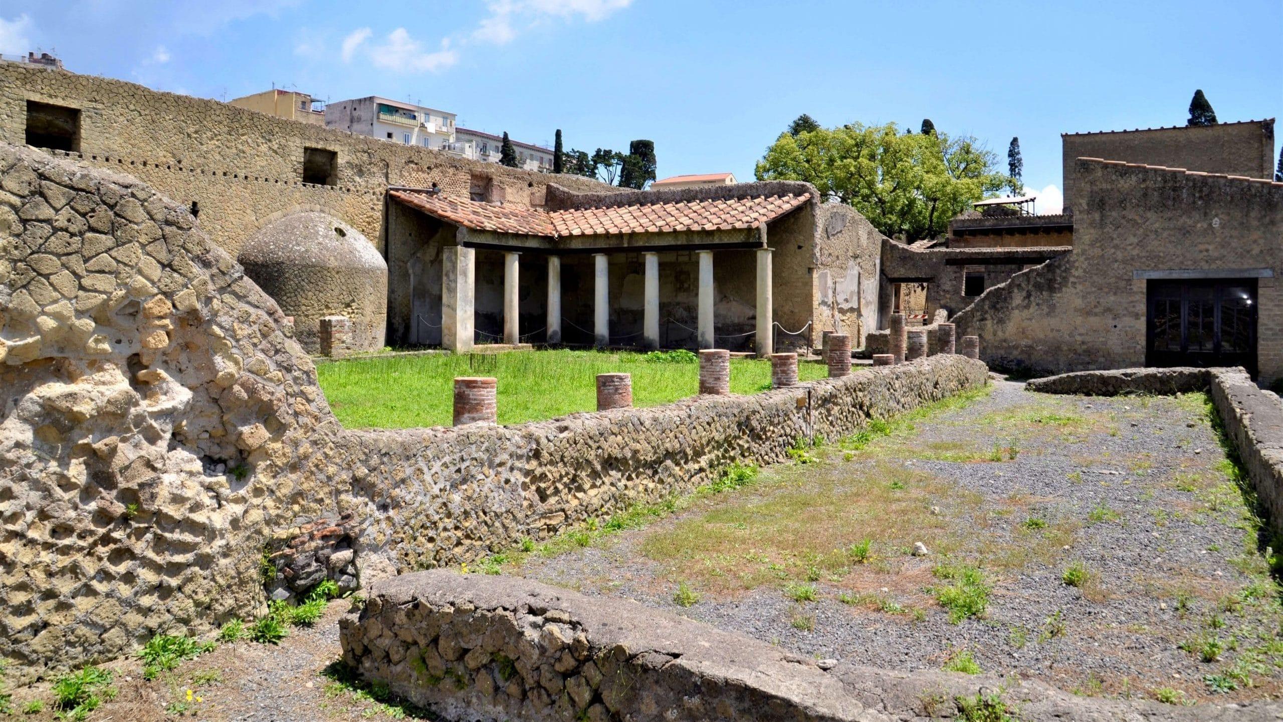 Herculaneum Neapel
