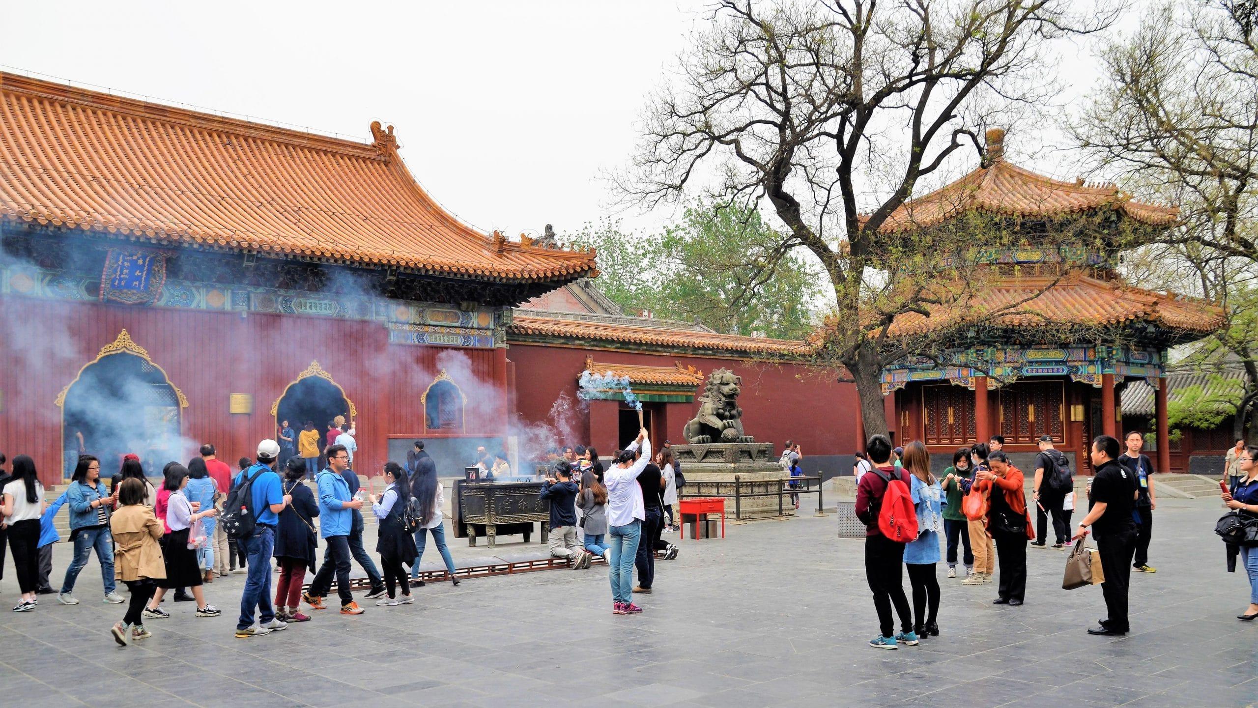 Lama Tempel