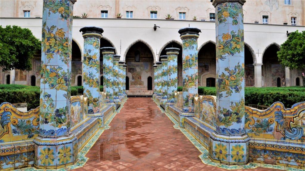 Santa Chiara Neapel