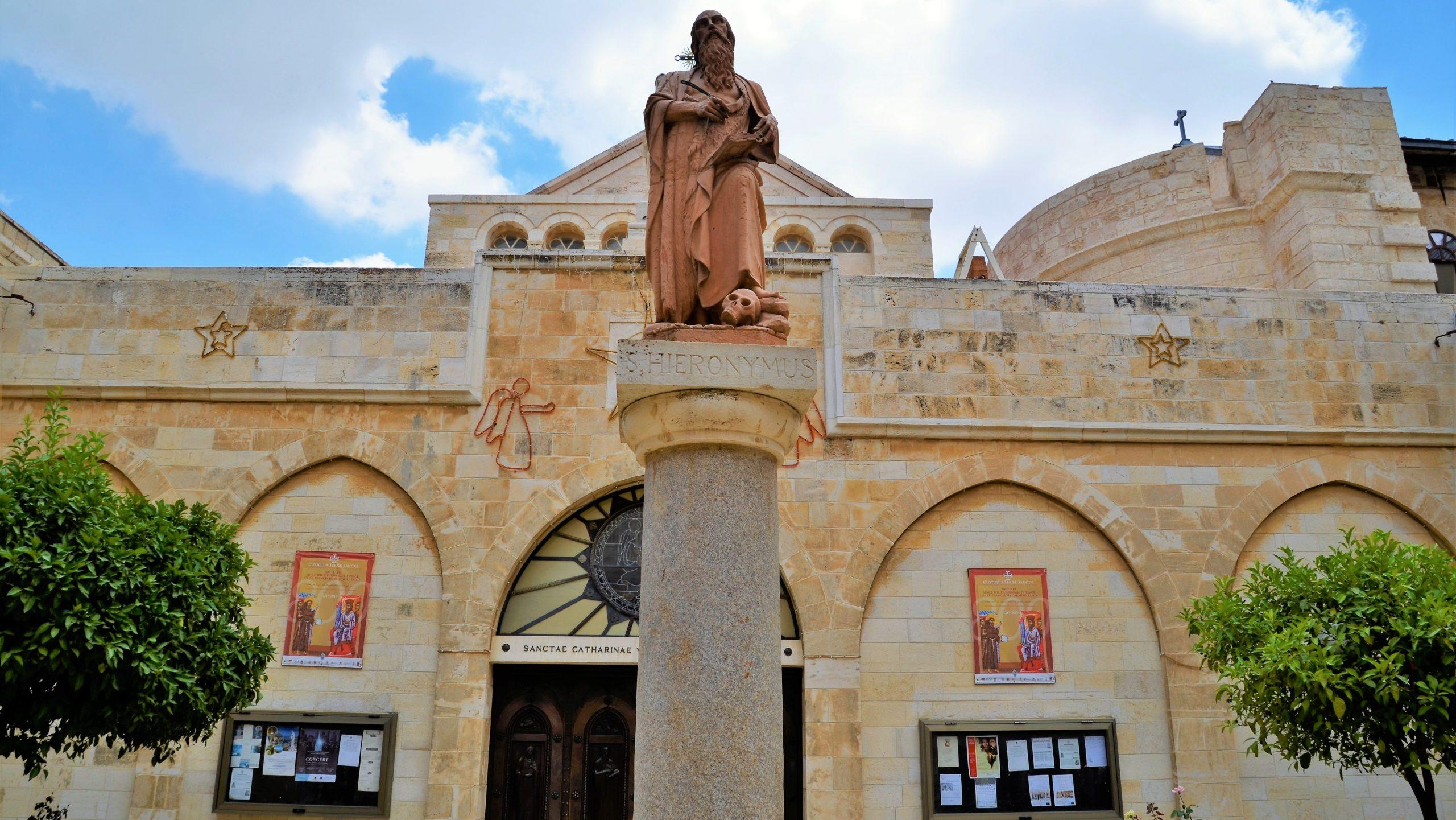 Katharinenkirche Sehenswürdigkeiten Betlehem