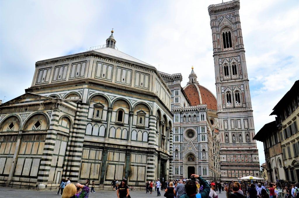 Sehenswürdigkeiten Florenz Dom