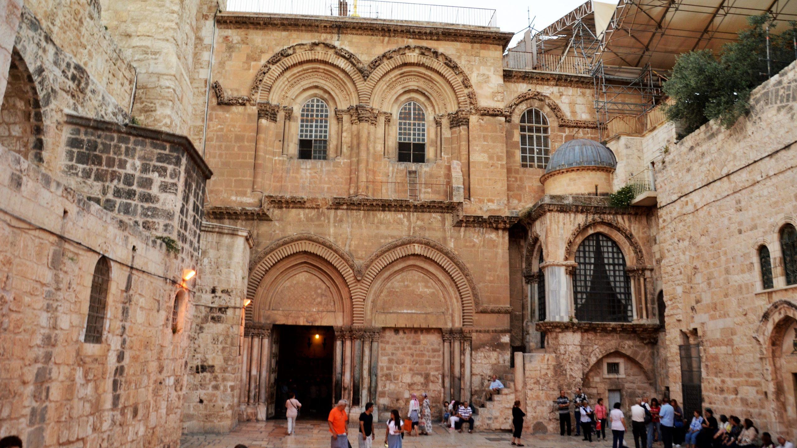 Grabeskirche Sehenswürdigkeiten Jerusalem