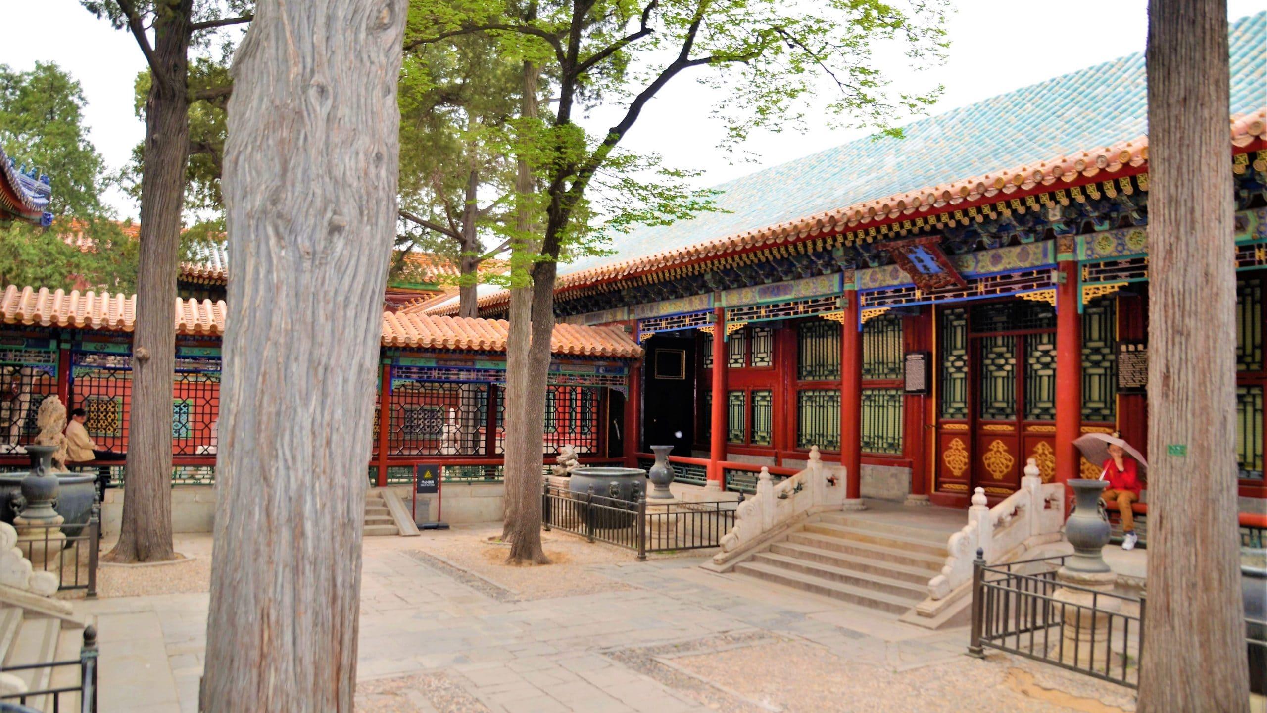 Sehenswürdigkeiten Peking - Verbotene Stadt