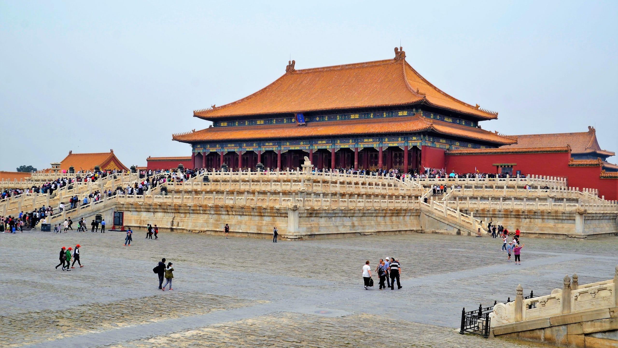Sehenswürdigkeiten Peking